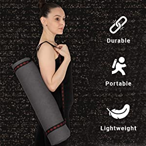 Durable, Portable and Lightweight