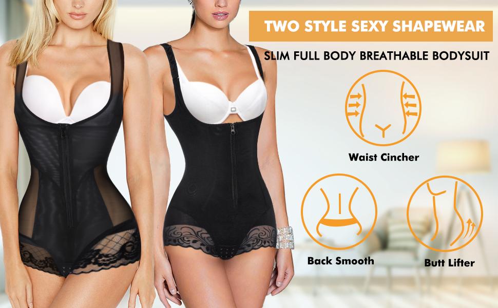 sexy shapewear bodysuit