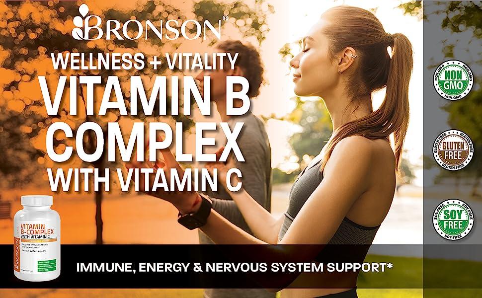 vitamin b complex with vitamin c