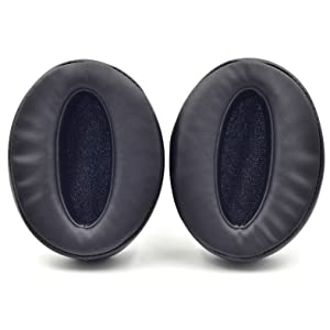 Ear pads front