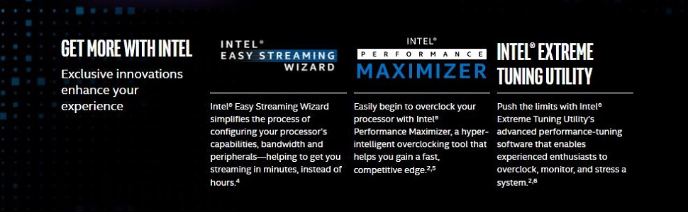 Get More With Intel