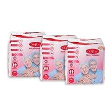 Adult Diaper Pack of 3