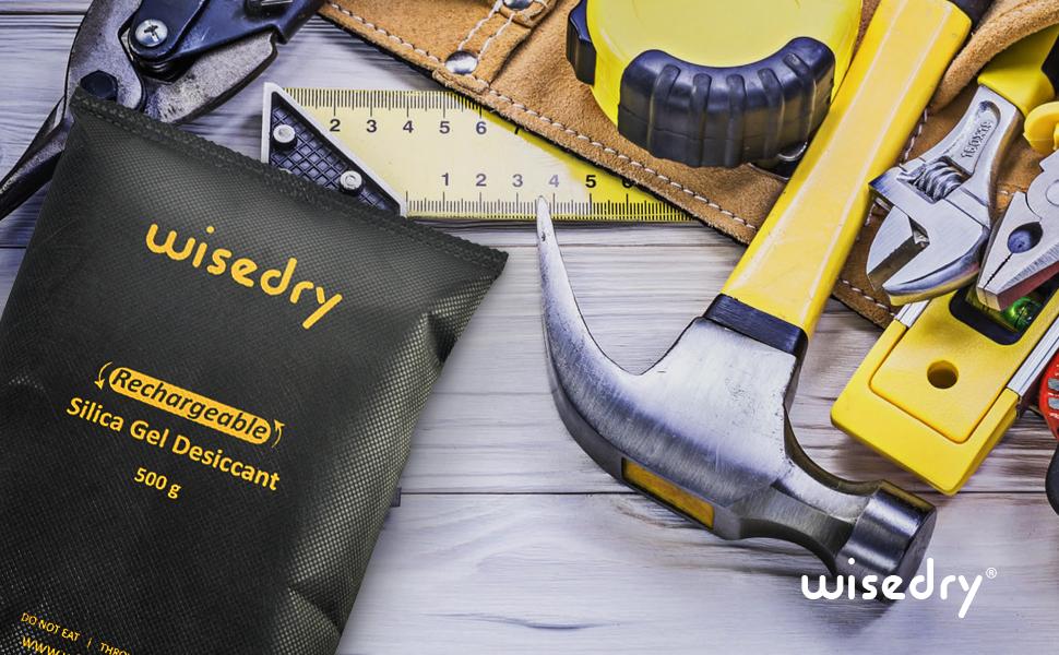 wisedry 500 Gramos x 2 Paquetes [2.2 lbs] Regeneración Gel De ...