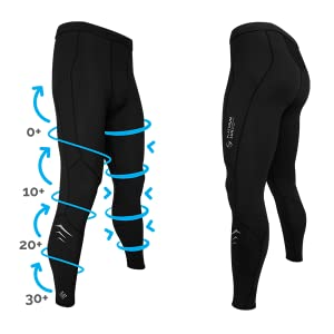 athletic rashguard man pant gear dry suits tight workout leggins