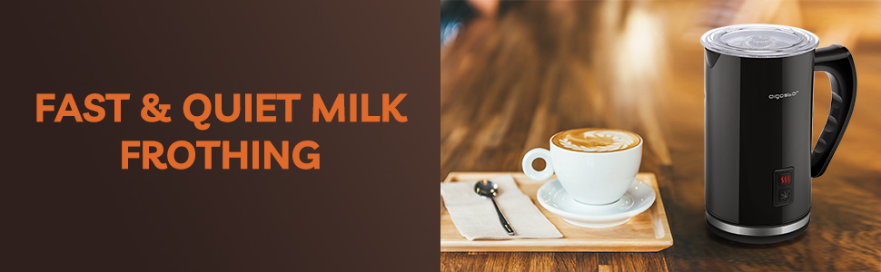 warmer pitcher foamer pot travel portable cafe batidoras espumadoras de leche automáticas