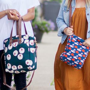 MAIKA, canvas bags, vegan bag, canvas purse, vegan purse, handmade, handmade bags, handmade purse