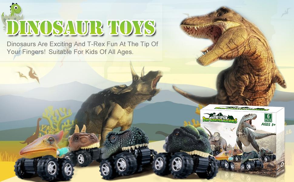 Dinosaur toys for 5 year old boys