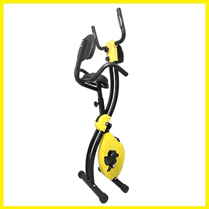 Dolphy Folding standing Exercise X desk Bike fitness Spinning Indoor Cycling Smooth &QuietStationary