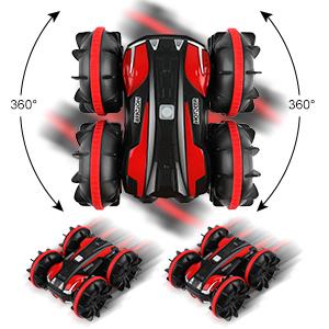 360° Spins RC Trucks
