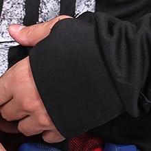 Thumbhole In Cuff