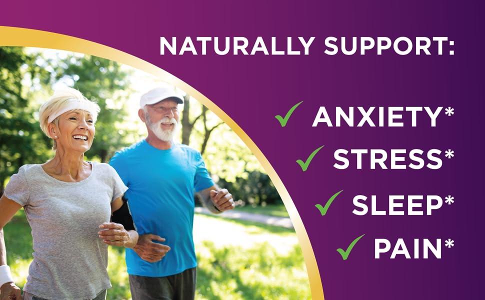 hemp oil relief stress pain sleep