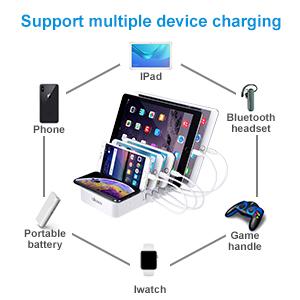 charging station usb charging station docking station usb multi charger iphone charging dock