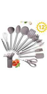 Juegos de utensilios de cocina