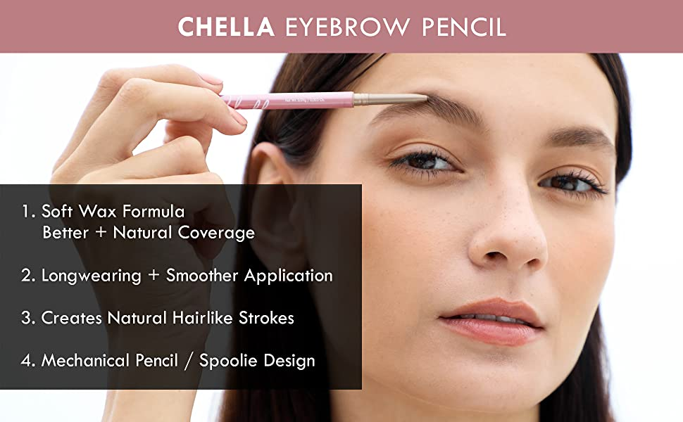 natural coverage smooth application long wearing longwearing hairline strokes spool spooly