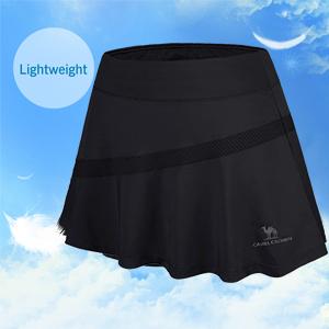 women lightweight tennis skirt