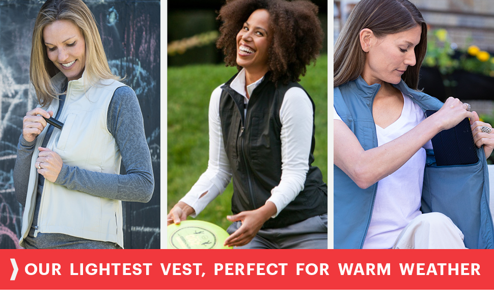 lightweight, perfect for warm weather
