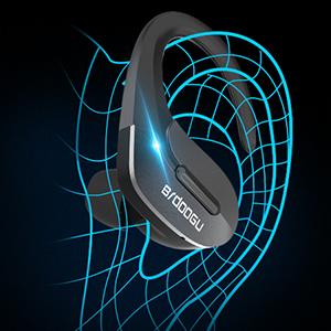 Wireless Headphones Sports Earbuds Pro Bluetooth 5.0 Earphones