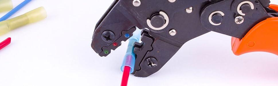 XUUAP crimp butt connectors terminal