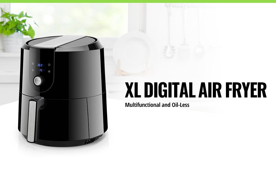 XL Digital Air Fryer