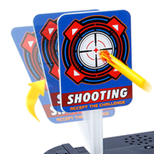 Electronic Target  Shooter for Nerf Gun Blaster-12
