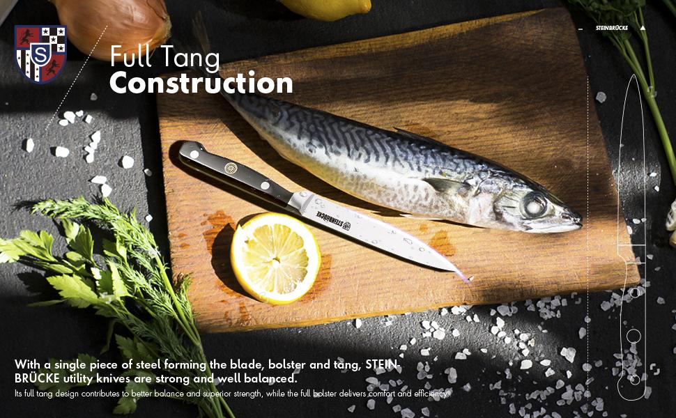 Full Tang Construction
