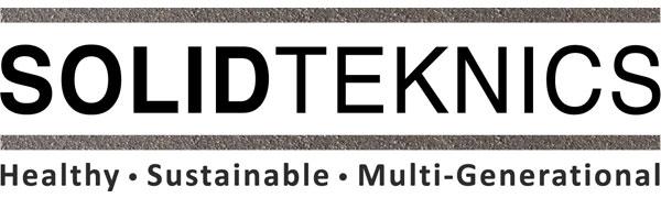 Solidteknics iron skillet logo