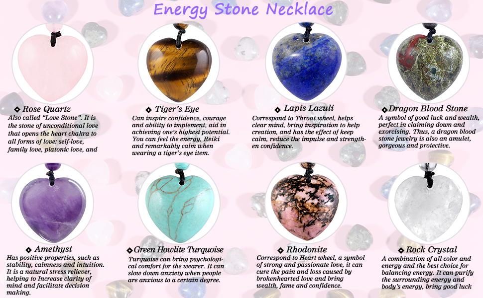 Energy Stone Necklace