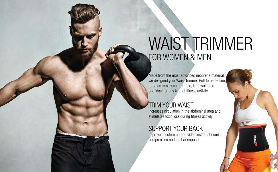 waist trainer for men