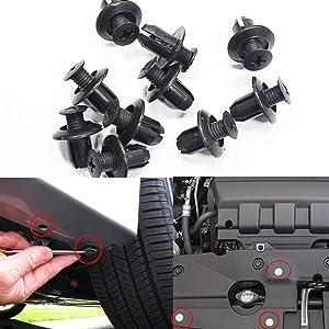 Car Retainer Clips