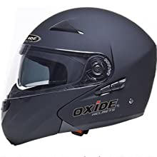 vader oxide motorbike safety crash helmet lid