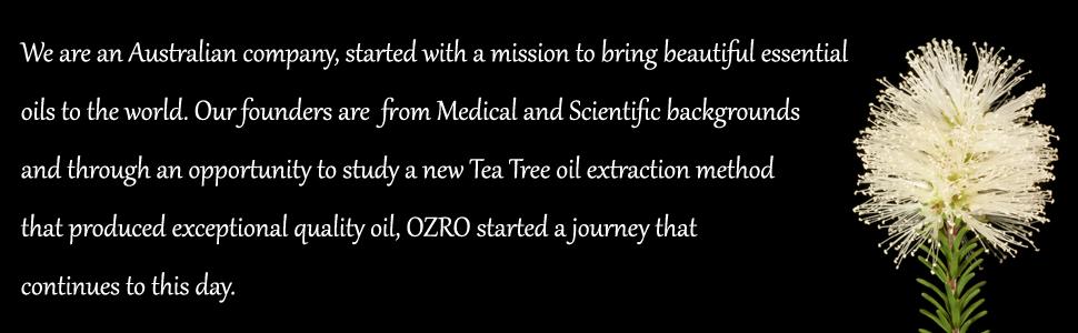 OZRO company introduction