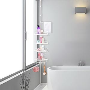 bathroom corners