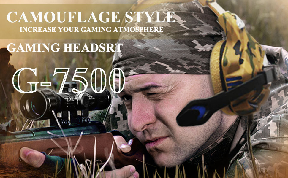 Pro Gaming Headset for PC PS4 Xbox One with Mic Over-Ear Headphones for Laptop Computer Games
