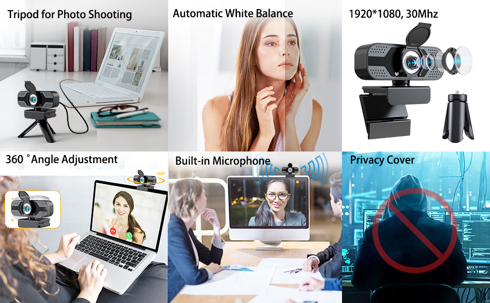 computer webcam for desktop