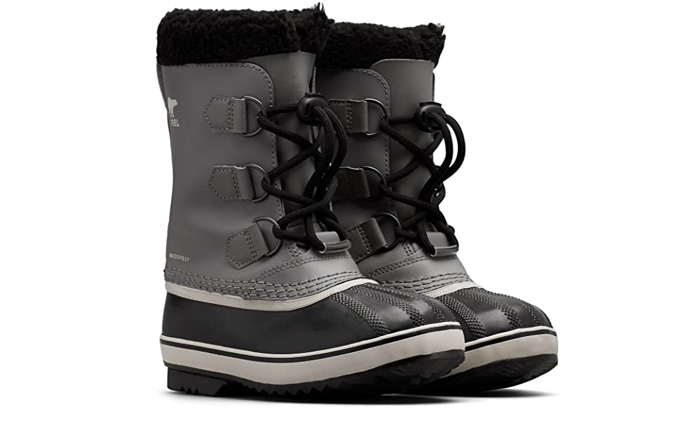 Unisex Kids Sorel Yoot Pac TP Shoes Walking Rain Winter Snow Boots All Sizes