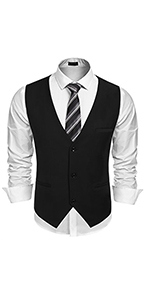dress vest men