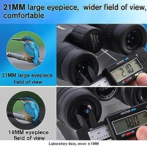 binoculars for adults compact,night vision binoculars,Large eyepiece