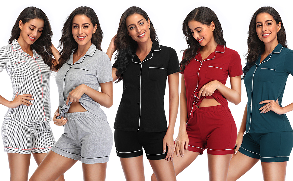 bride pajamas  women's summer pajamas sets  pajamas for women plus size  maternity pjs   ladies