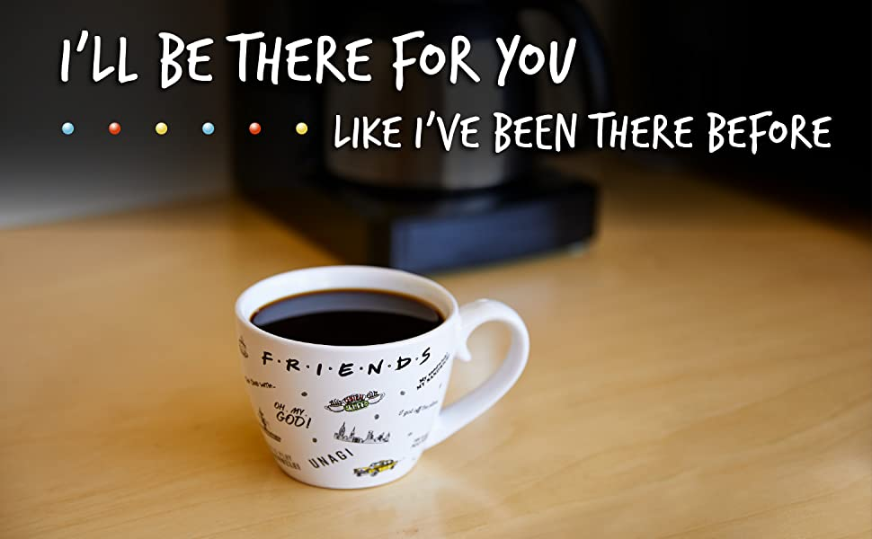 Friends Slogan Mug