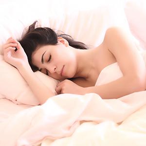 Enjoy deep sleep