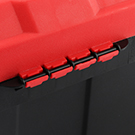 strong ABS plastic material