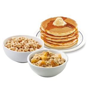 cereal pancake oatmeal breakfast high protein low calorie medical grade weight loss doctor healthy