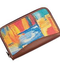 wallets for women chain wallet clutch organizer