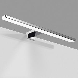 Aogled lampa LED do lustra łazienkowego, 10 W, 820 lm, 40 cm, 230 V, 4000 K, wodoszczelna, IP44, lampa łazienkowa