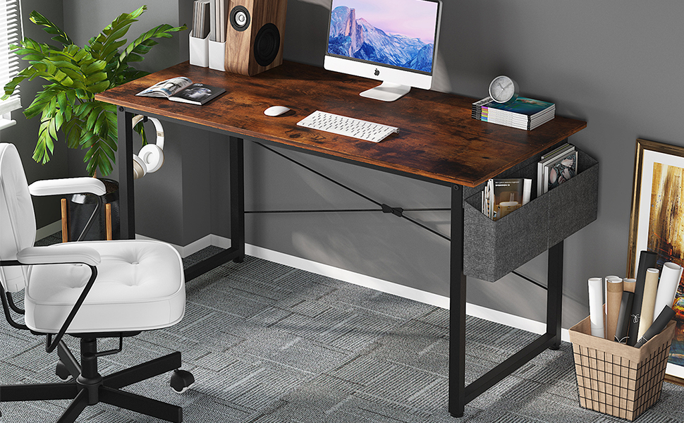 right front of soho computer desk