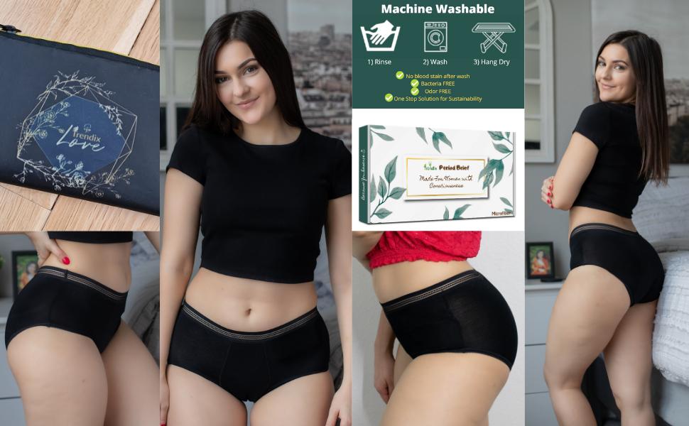 Incontinence Underwear for Women