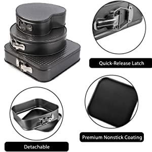 Heavy-Duty Aluminum Pans