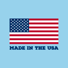 Proudly Manufacturer in the USA