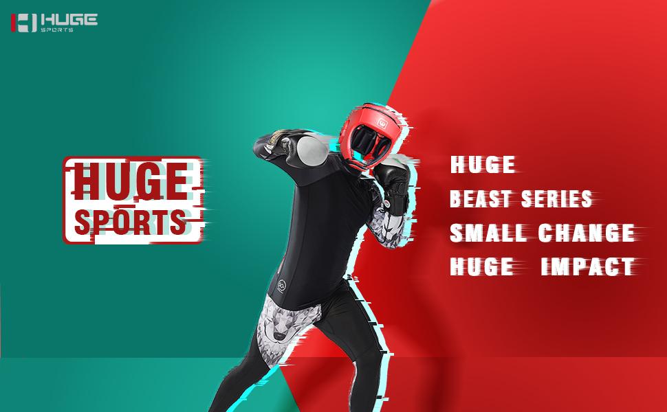 huge beast series