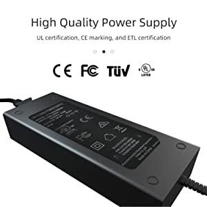 Safe power supply
